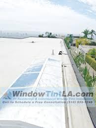 skylight heat blocker window tint los angeles