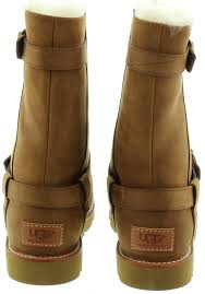 ugg noira buckle calf boots ugg noira buckle calf boots in acorn in acorn