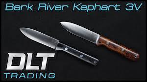 bark river kitchen knives bark river kephart overview