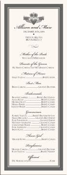 catholic mass wedding program template the 25 best wedding program exles ideas on wedding