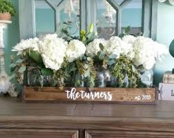 table centerpieces for wedding rustic wedding decor etsy
