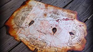 Real Treasure Maps Goonies Treasure Map Dudeiwantthat Com