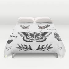 Tattoo Bedding Harry Styles Tattoo Bedding On The Hunt