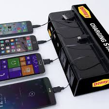 electronic charging station why your company needs cell phone charging stations and kiosks