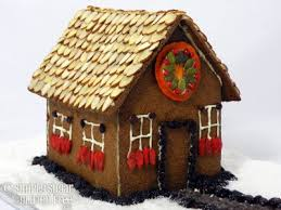 gluten free gingerbread house a daring bakers challenge amy