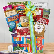 get well soon basket get well gift baskets by the gift basket pros