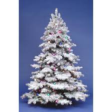 Blue Christmas Decorations For Sale by Decorating Celebrate The Beauty Of Winter With Flocked Christmas