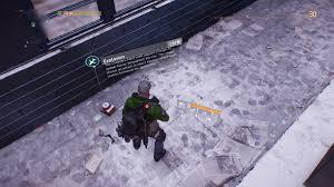 the division all crashed drones frost jacket usgamer