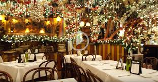 rolfs restaurant rockettes nyc holiday musts rolf s german restaurant