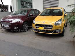 fiat punto 2014 2014 fiat punto facelift india launch on 5th august 2014