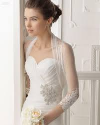 tulle for sale 2018 hot sale bridal bolero 3 4 sleeves tulle lace edge