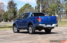 mitsubishi truck 2016 2016 mitsubishi triton review gls u0026 exceed video