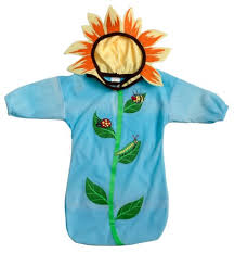 Sunflower Halloween Costume Sunflower Newborn Costume Costumelook