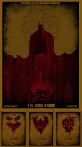 new david o u0027daniel posters for the dark knight chinatown se7en
