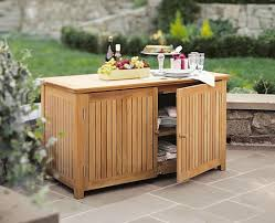Outdoor Storage Cabinets With Shelves Simple Design Exterior Cabinets Magnificent Outdoor Kitchen