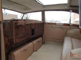 rolls royce limo interior royce 1955 freestone u0026 webb silver wraith 7 passenger limousine
