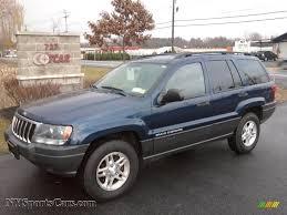 patriot jeep blue 2003 jeep grand cherokee laredo 4x4 in patriot blue pearl 593961