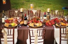 30 outdoor thanksgiving dinner décor ideas made in china
