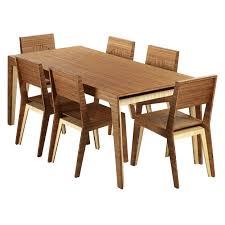plain decoration bamboo dining table lovely ideas tentai bamboo