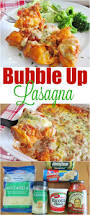 bubble up lasagna recipe country cooking sausage and meals