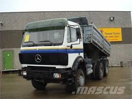 mercedes trucks for sale in usa used mercedes 2635 6x6 dump trucks year 1991 price 31 124