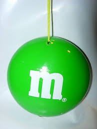 M M Christmas Tree Ornaments by M U0026 Ms Collection On Ebay