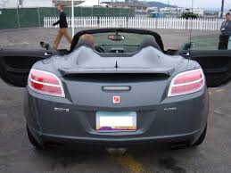saturn sky coupe 2008 saturn sky information and photos zombiedrive