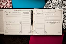 wedding registry book guest book formal predictions wedding guestbook guestbook store