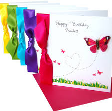 flutterby fancies butterfly birthday card by made with love