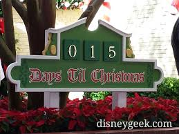a reminder 15 days till christmas wdw u2013 the geek u0027s blog