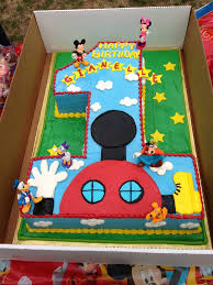 mickey mouse clubhouse birthday cake google search bub u0027s 2nd
