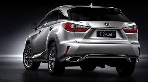 lexus rx200t vietnam những điểm đáng chú ý của dòng xe lexus rx 200t f sport 2016