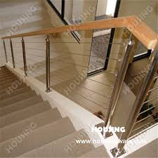 Buy A Banister Contemporary Interior Cable Railing Ideas Google Search