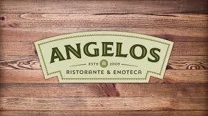 angelos restaurant logo design springer studios