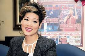 tessanne chin new hairstyle tessanne returns to the voice stage