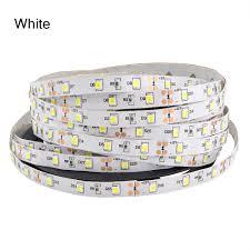 5m no waterproof dc 12v 2835 smd led strip light home lighting 2a