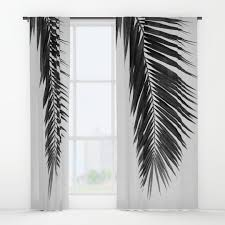 minimalist window curtains society6