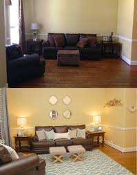 style with wisdom dark and traditional living room turned bright