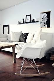 Rocking Chair Living Room Best 20 Eames Rocker Ideas On Pinterest Eames Rocking Chair