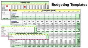 review best monthly budget spreadsheet templates and software
