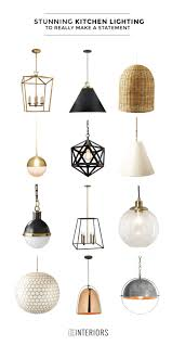 25 Best Ideas About Gold Lamps On Pinterest White by Lighting Cage Pendant Light Stunning Gold Pendant Light Fixture