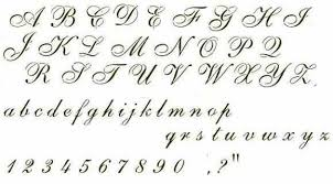 tattoo lettering cursive alphabet 1000 geometric tattoos ideas