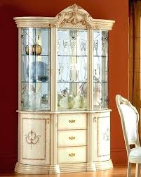 how to arrange a china cabinet pictures how to organize china cabinet modern china cabinet hutch buffet by