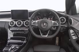 mercedes c class dashboard new mercedes benz c class amg coupe c63 s premium 2 door auto