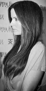 gorgeous hair i love the pretty brown color with this is how long i m trying to grow my hair out and i m going to