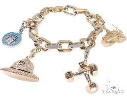 chain bracelet with diamonds images Men 39 s diamond bracelets traxnyc jpeg