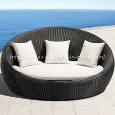 Circle Patio Furniture by Home Design Breathtaking Round Patio Couch New Circular