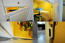 Led Strip Lights In Kitchen by 5 Ways To Light Up Drawers With Leds Apartment Therapy
