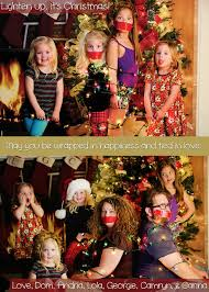 christmas funny christmas card ideas photo cards with kids