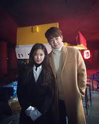park chorong de apink y lim ju hwan korean idols friends